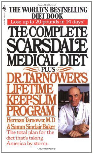 1978: The Scarsdale Diet