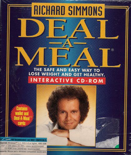 1987: Deal-A-Meal Diet Trend