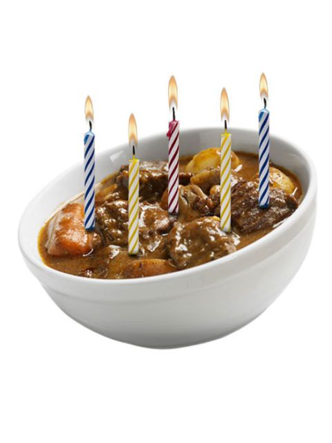 פאולה Deen's Birthday Goulash
