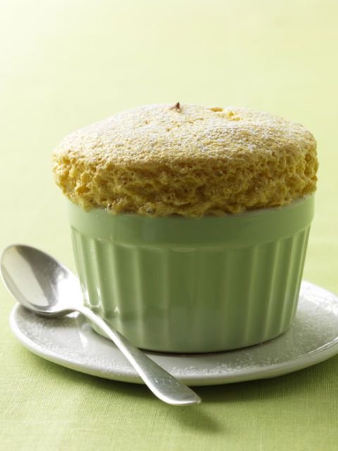 тиква souffles for holiday dessert