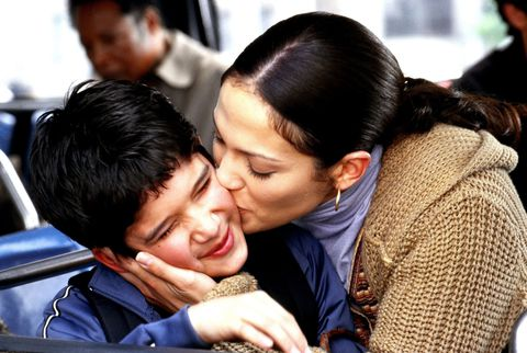 jennifer lopez and tyler posey in maid in manhattan