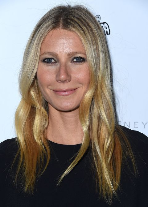 2002: A Macrobiotic Diet Gwyneth Paltrow
