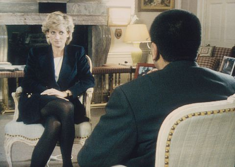 Prinsesse Diana BBC interview with Martin Bashir