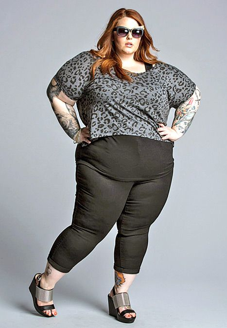 Molett Model Embraces Her Curves in Photoshop-Free Torrid Campaign