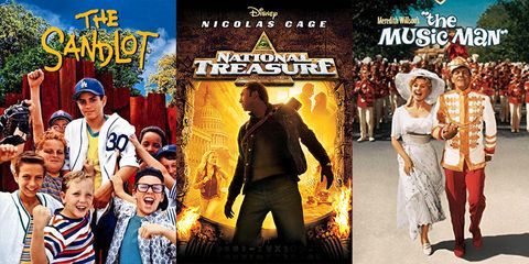 4. of july movies for kids