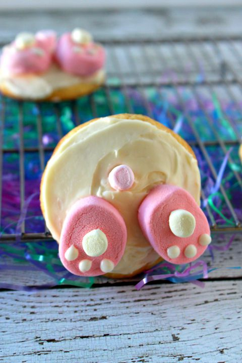 lapin Butt Cookies