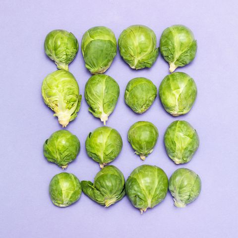 Bruxelles sprouts can cause bloat